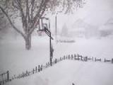 Buffalo, NY Lake-effect Snow Storm Photos