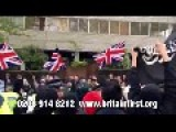 1,000 MUSLIMS Vs 50 BRITAIN FIRST!