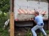 1974 Pantera DeTomaso Barn Trailer Find