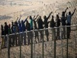 140 Migrants Storm Spanish Border In Melilla