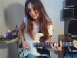 Bulgarian Guitarist Eva Vergilova ... Free Bird, Purple Rain, Lazy... 3 Amazing Covers