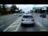 This Douchebag BMW Driver Got Arrested After Cutting Off Ambulance Repeatedly