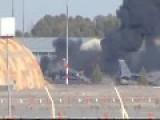 10 Dead, 13 Hurt In Crash Of Greek F-16 Jet At Base