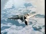 News Video MiG 29 Fighter Jet Over Lisichansk, Oblast Ukraine