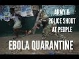 Ebola Coming To America