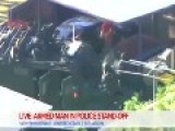 Brisbane Police Standoff Shooting - Video