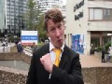 Spoof Reporter Gives His Views On Jeremy Hunt