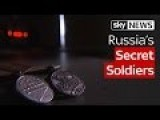 SkyNEWS Exclusive: Russia's Secret Soldiers Fighting In Syria