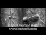 1 Million Fps Slow Motion Video Of Bullet Impacts Repost But Still Awesome