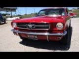 1965 Ford Mustang 4-Speed HURST 289 V8