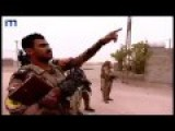 Iraqi Army Clearing Villages Around Mosul
