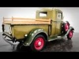 1934 27f7 Chevrolet Pickup Truck - Classic Car