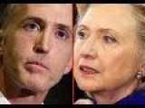 Trey Gowdy Shows You Why Hillary Clinton Should Never Be Allowed To Become President