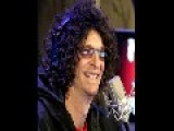 Howard Stern About Donald Trump And Victoria Jackson Tweets