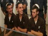 Israeli Kangaroo Court Showcases Three Far-right Activists Who Admited To Burning Jewish-Arab Jerusalem School