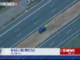 150km Police Chase Ends With Shots Fired And Crook Run Over!!
