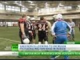 American Football In RUSSIA!!!
