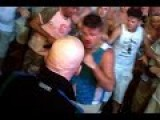 Good Fight This Is Party Goers Marvel At Magaluf Fist Fight