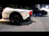1500+hp Ford GT At PBIR Super Car Experience, Massive Exhaust Flames