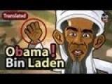 Obama Bin Laden! Cartoon