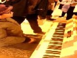 Self-Taught Piano Player Wows Crowd