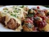 Ćufte U Sosu Od Pavlake - How To Make Meatballs With Cream Sauce - Easy Recipe