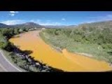 1 Billion Gallons Of Toxic Waste Turn Colorado River Orange