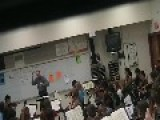 Funny Video In Orchestra Practical Joke At Middleton HS