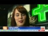 13 Year Old Girl Sells Girl Scout Cookies Outside Marijuana Retail Shop In San Francisco BRILLIANT