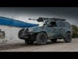Doomsday Truck On The Streets Sneak Peak