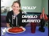 125 Lb. Woman Smashes Eating Record Of Worlds Hottest Burrito