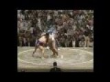 SUMO Wrestler Mainoumi -Legend Of The Giant Killing-