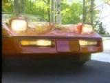 1984 Chevy Corvette TV Commercial