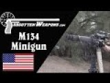 Forgotten Weapons: M134 Minigun: The Modern Gatling Gun