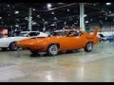 1971 Plymouth Superbird With A Sunroof & Hemi Engine Sound On My Car Story With Lou Costabile
