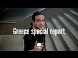 Exclusive Footage: What Is The Real Situation On The Streets Athens ?