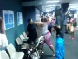 **BLACK GHETTO** Fight At The *WELFARE OFFICE*