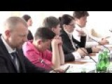 Nadezhda Savchenko Drowsing At The National Security Committee Meeting