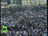 1 Million Protest Charlie Hebdo Cartoon In Chechnya