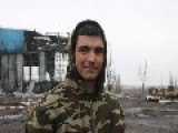 19 12 14 Report Graham Phillips. Donetsk Airport Today