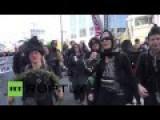 Thousands In Belgium Protest Against US TTIP