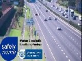 Pedestrian Fatalities In South Africa Caught On Traffic Cam