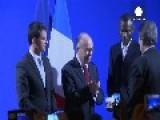 "France Honours ""hero Of Kosher Supermarket"" With Citizenship"