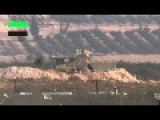 13th Division Kills Another Assadist Tank With A TOW ATGM In Morek