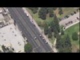 15 Year Old Girl Leads Police On Crazy Chase Through L A Park