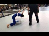 14 Year Old Ariana Competing At The Grapplers X Jiu Jitsu Competition