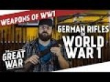 German Rifles Of World War One