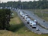 Ukraine Allow Russian Aid Convoy To Enter