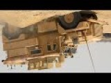 This Is What It Look Like To Be In A MRAP Doing Barrel Rolls -MRAP Egress