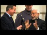 A Formal Welcome For Modi In London